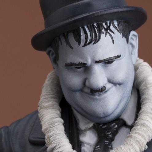 La statua di Stan Laurel & Oliver Hardy - 7