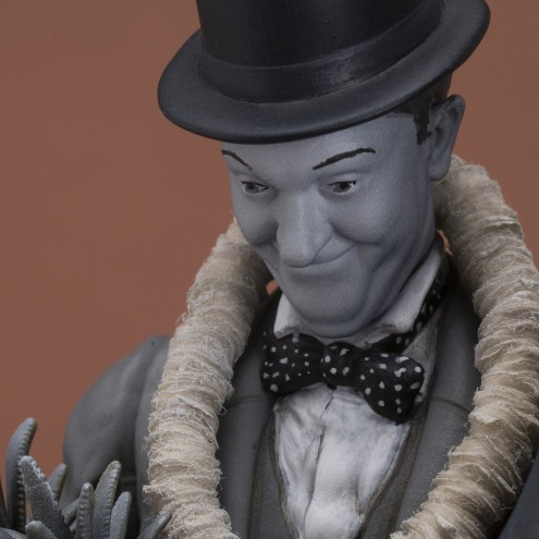 La statua di Stan Laurel & Oliver Hardy - 8