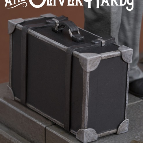 La statua di Stan Laurel & Oliver Hardy - 9