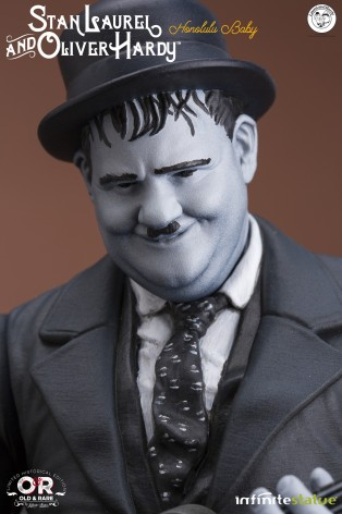 La statua di Stan Laurel & Oliver Hardy - 11