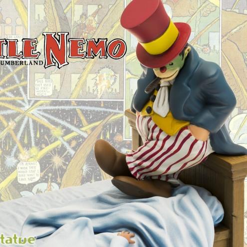 Little Nemo in Slumberlandstatua in resina dipinta a mano - 1