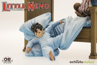 Little Nemo in Slumberlandstatua in resina dipinta a mano - 6