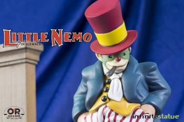 Little Nemo in Slumberlandstatua in resina dipinta a mano - 11
