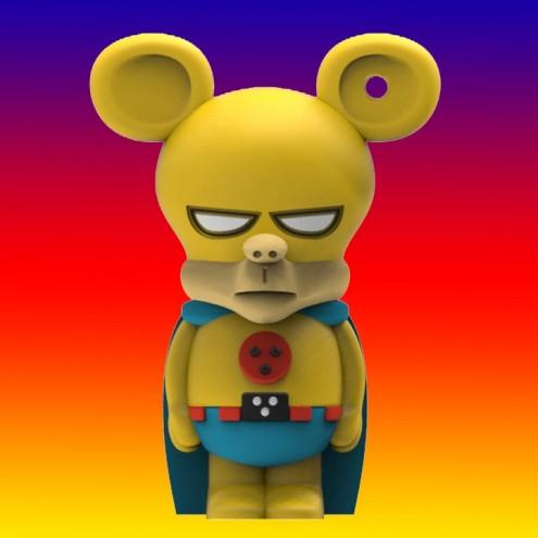 Chiavetta USB del personaggio di Rat-Man - 1