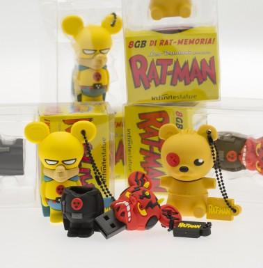 Chiavetta USB del personaggio di Rat-Man - 3