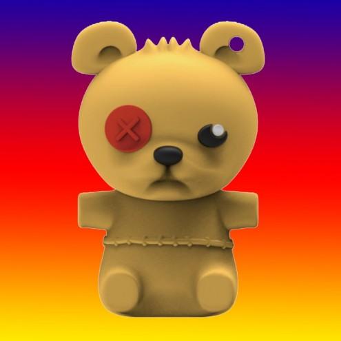 Chiavetta USB del personaggio di Piccettino di Rat-Man - 1