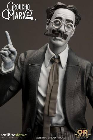 Statua di Groucho Marx un gigante della risata - 10