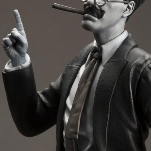 Statua di Groucho Marx un gigante della risata - 12