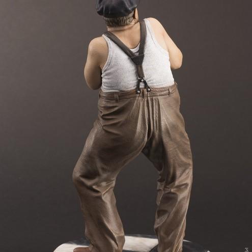Statua da collezione diFantozzi -7