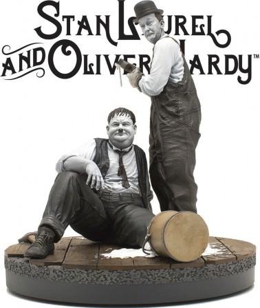 "Statua di Laurel & Hardy ""Another nice mess"" - 1"