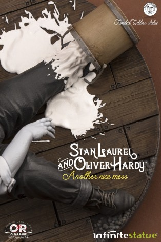 "Statua di Laurel & Hardy ""Another nice mess"" - 5"