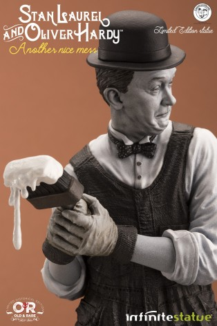 "Statua di Laurel & Hardy ""Another nice mess"" - 6"