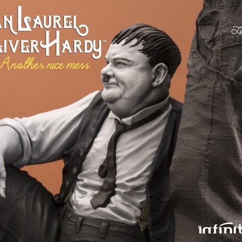 "Statua di Laurel & Hardy ""Another nice mess"" - 9"