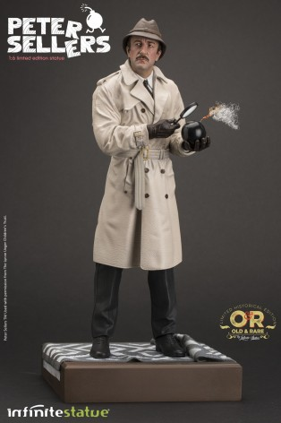 The Peter Sellers statue highly refined sculpture - 8