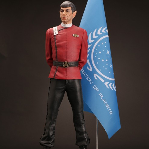 1:3 Museum Quality statue of Leonard Nimoy as Captain Spock - 1