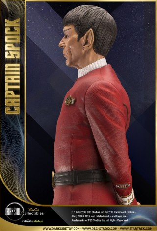 1:3 Museum Quality statue of Leonard Nimoy as Captain Spock - 6