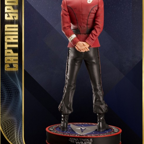 1:3 Museum Quality statue of Leonard Nimoy as Captain Spock - 7