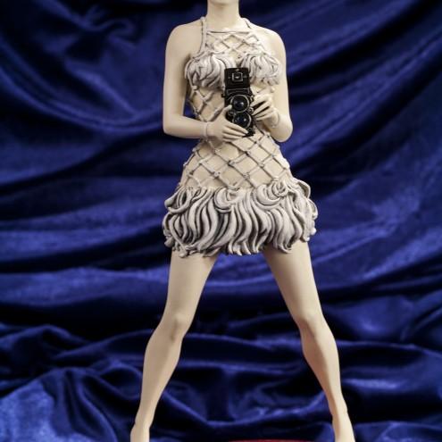 Valentina statua da collezione - 1