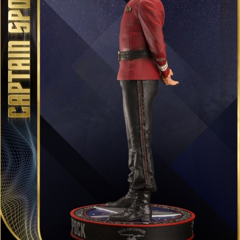 1:3 Museum Quality statue of Leonard Nimoy as Captain Spock - 8