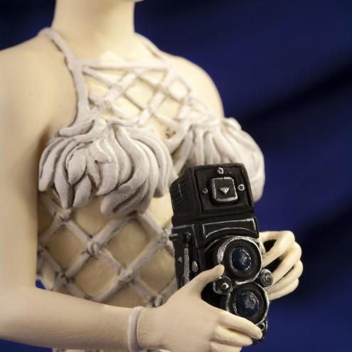 Valentina statua da collezione - 2