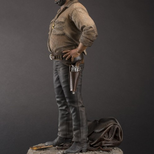 Statua in resina scala 1:6 di Bud Spencer - 5