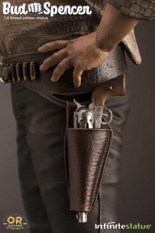 Statua in resina scala 1:6 di Bud Spencer - 7