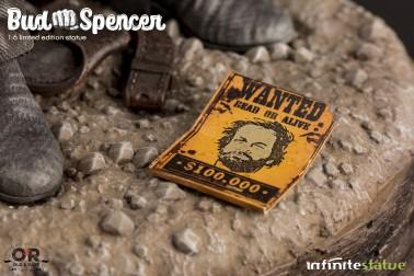 Statua in resina scala 1:6 di Bud Spencer - 12