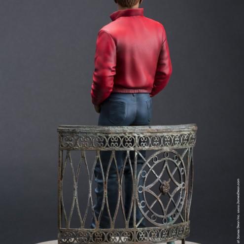 Straordinaria statua in resina James Dean - 4
