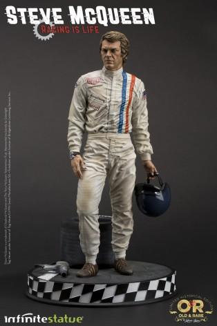 Statua in Edizione Limitata di Steve McQueen - 2