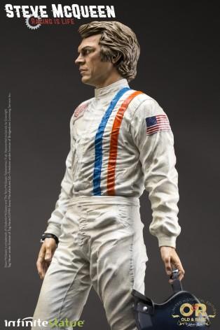 Statua in Edizione Limitata di Steve McQueen - 12