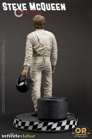 Statua in Edizione Limitata di Steve McQueen - 13