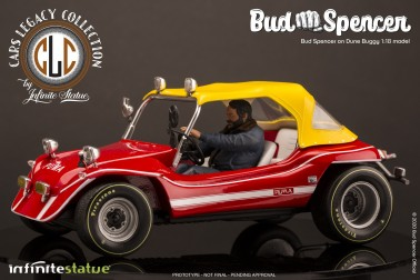 Bud Spencer on Dune Buggy 1:18 riproduzione in resina - 2