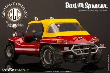 Bud Spencer on Dune Buggy 1:18 riproduzione in resina - 3