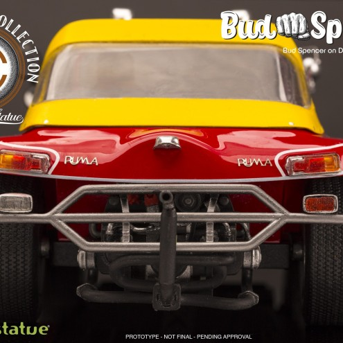 Bud Spencer on Dune Buggy 1:18 riproduzione in resina - 5