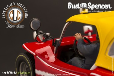 Bud Spencer on Dune Buggy 1:18 riproduzione in resina - 7