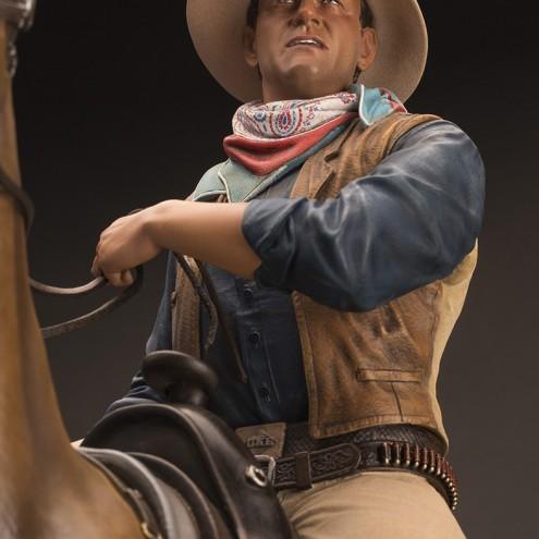 Sculturadi John Wayne - 1