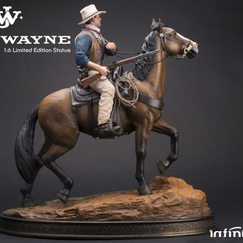Sculturadi John Wayne - 2