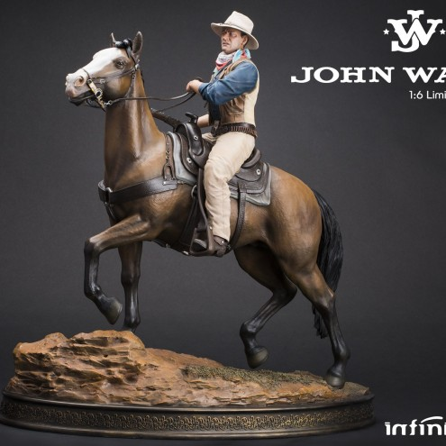 SculturadiJohn Wayne - 3