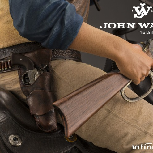 SculturadiJohn Wayne - 5