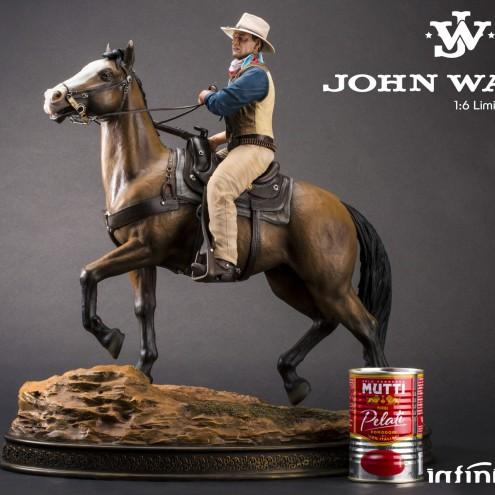 SculturadiJohn Wayne - 16