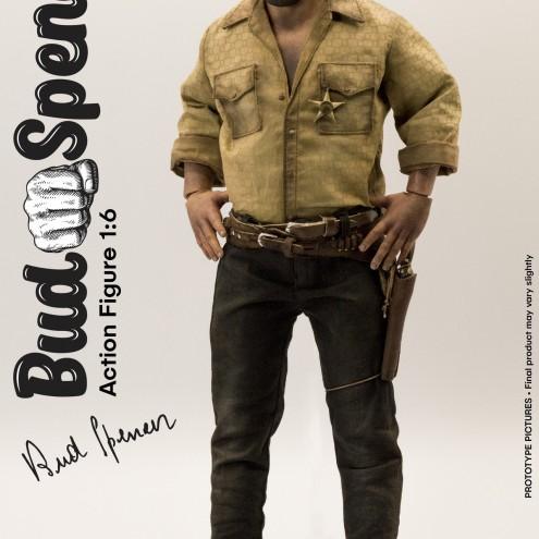 Bud Spencer action figure 1:6 - 8