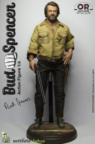 Bud Spencer action figure 1:6 - 12