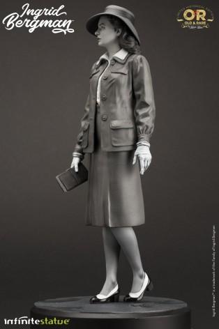 Superb statue limited edition dedicated to Ingrid Bergman - 4