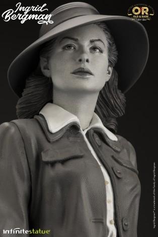 Superb statue limited edition dedicated to Ingrid Bergman - 5