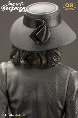 Superb statue limited edition dedicated to Ingrid Bergman - 6