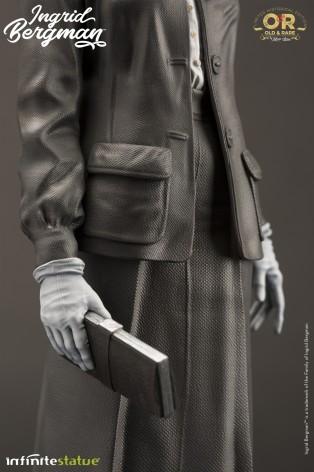 Superb statue limited edition dedicated to Ingrid Bergman - 7
