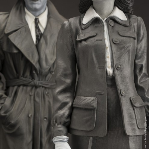 Superb statue limited edition dedicated to Ingrid Bergman - 8