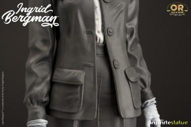Superb statue limited edition dedicated to Ingrid Bergman - 12