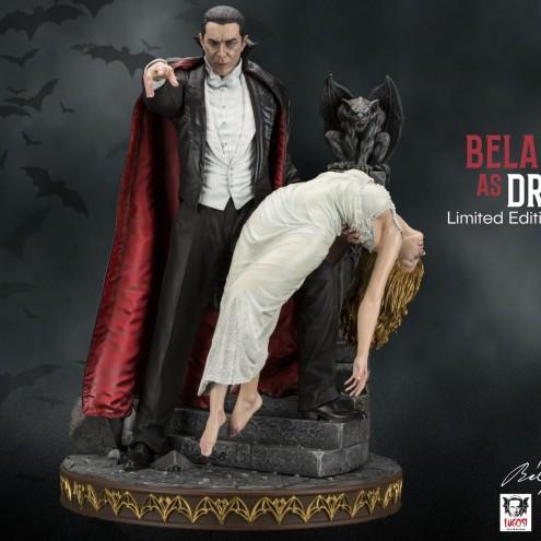 Bela Lugosi as Dracula limited-edition resin statue - 2