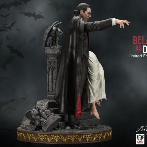 Bela Lugosi as Dracula limited-edition resin statue - 5